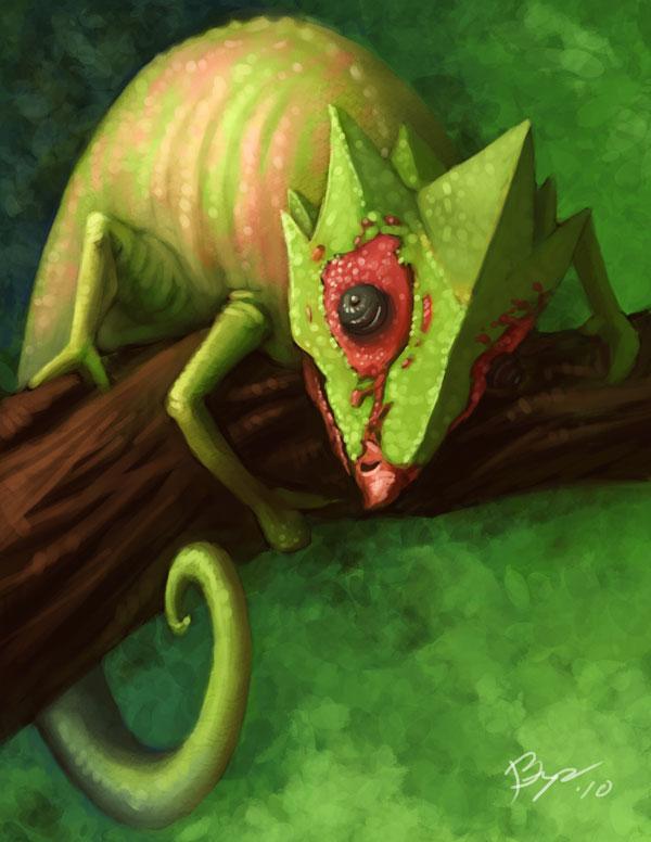 Lizard by brandonRP