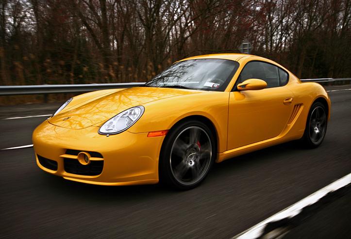 Porsche Cayman by RedlineHeart