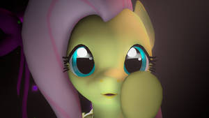 Fluttershy Boops you