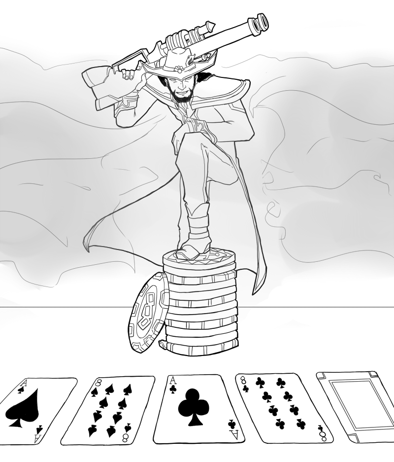 Twisted fate texas holdem script