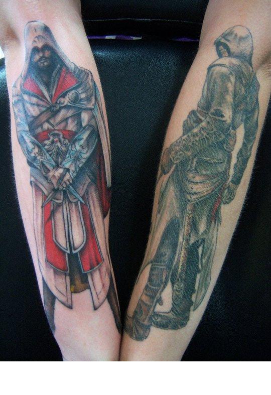 Assassin Ink by Krimzon-1