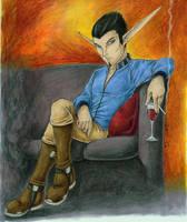 Sittin' Pretty by Krimzon-1