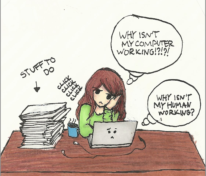 Computer vs Human