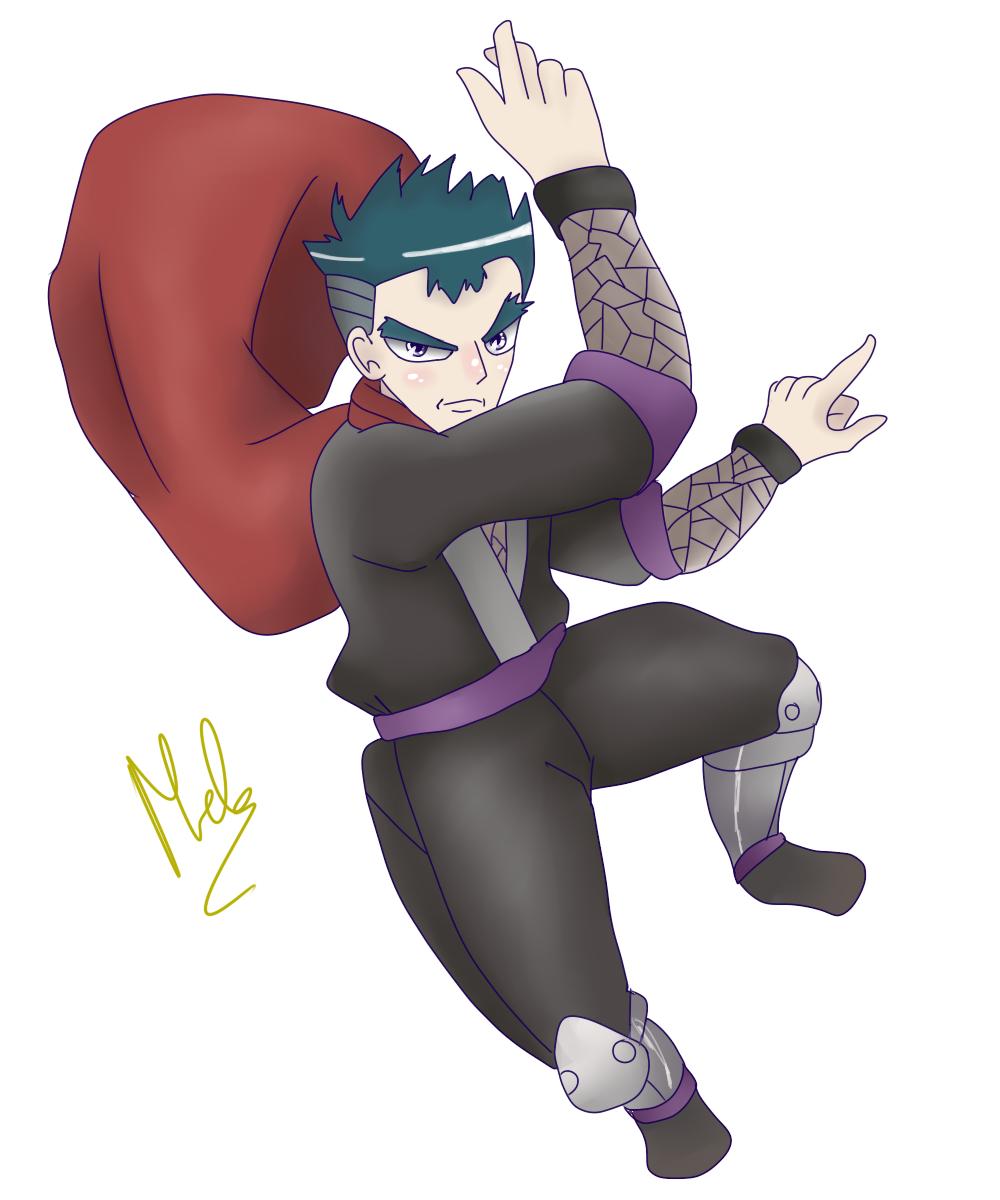 Theme 3. Ninja (Koga) by Meloewe