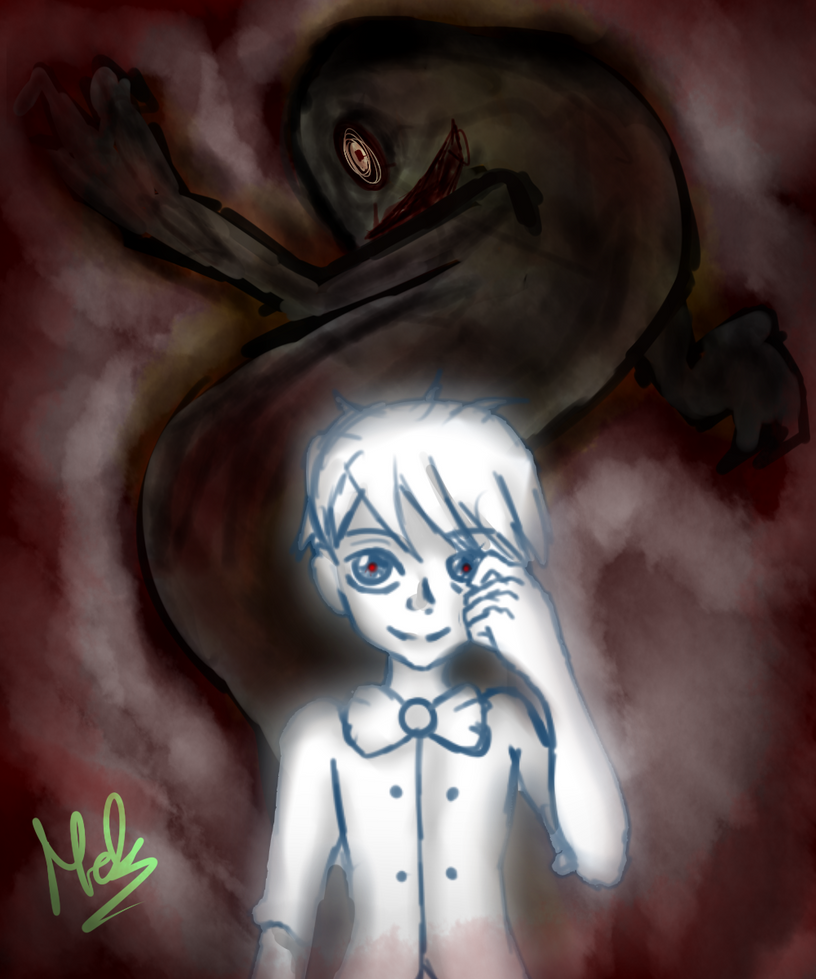 Theme 4. Shadow Monster by Meloewe