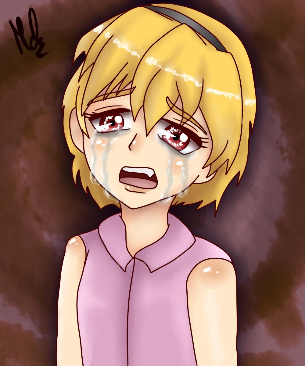 Theme 5. Emotion: Sadness (Satoko Houjou) by Meloewe