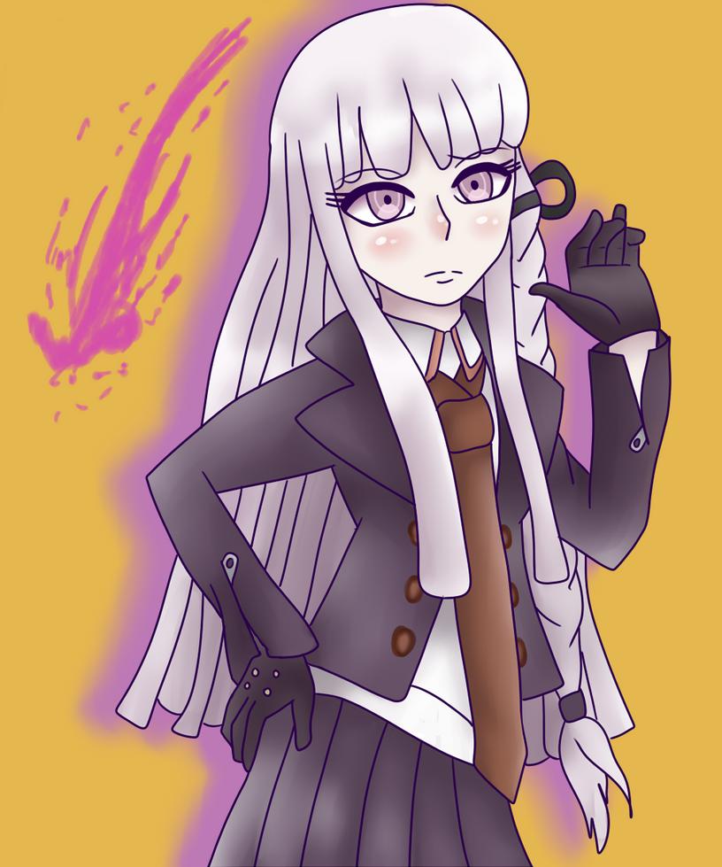 Theme 6. Mistery: Detective (Kyouko Kirigiri) by Meloewe