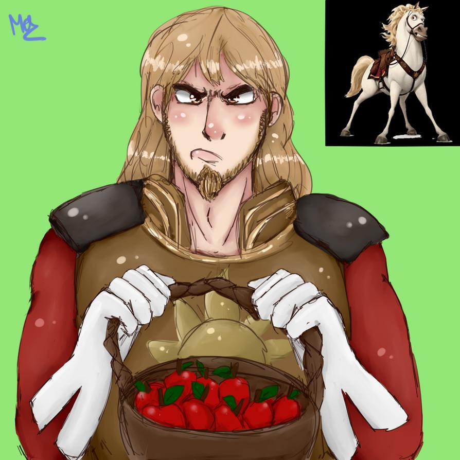 Maximus (Gijinka) by Meloewe