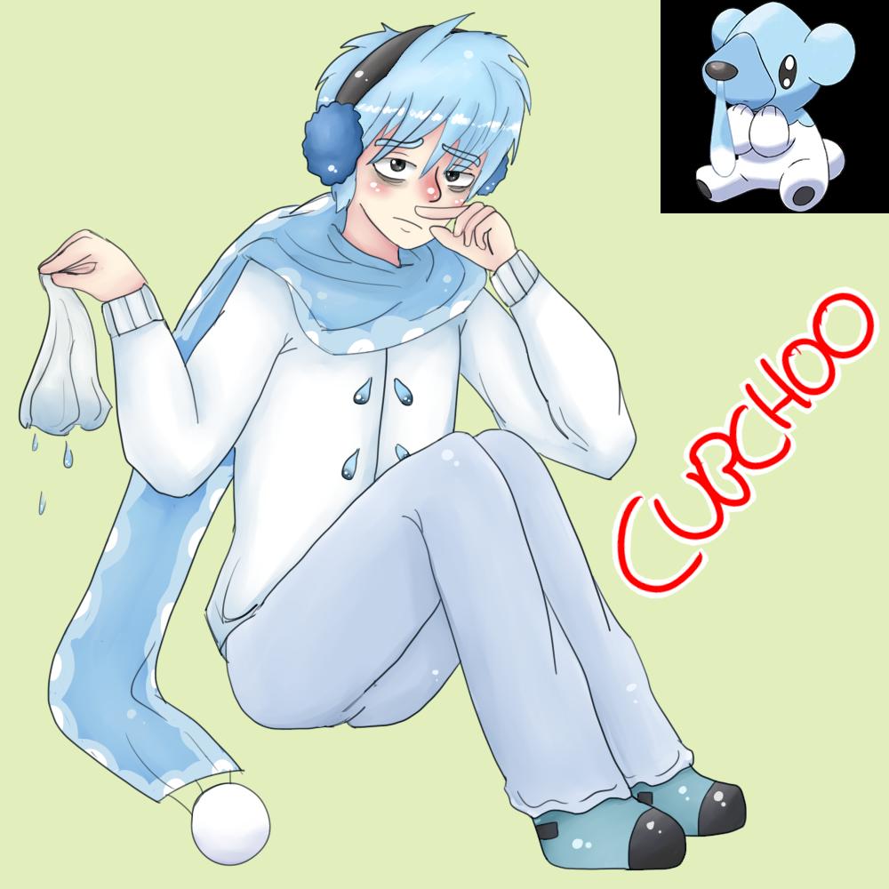 Cubchoo (Gijinka) by Meloewe