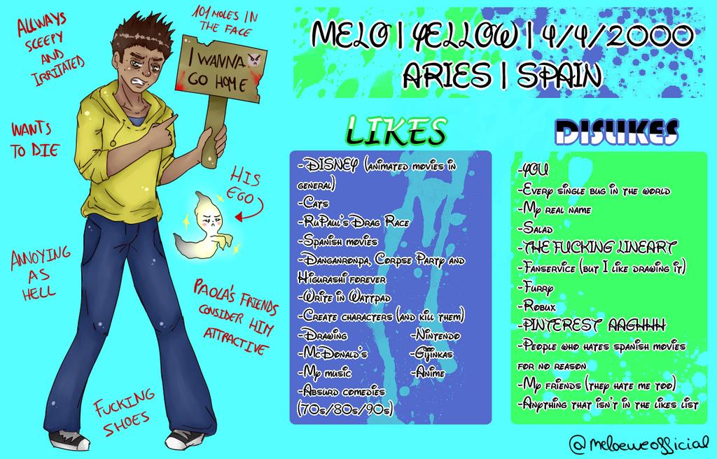 Meet The Artist (Meloewe) by Meloewe