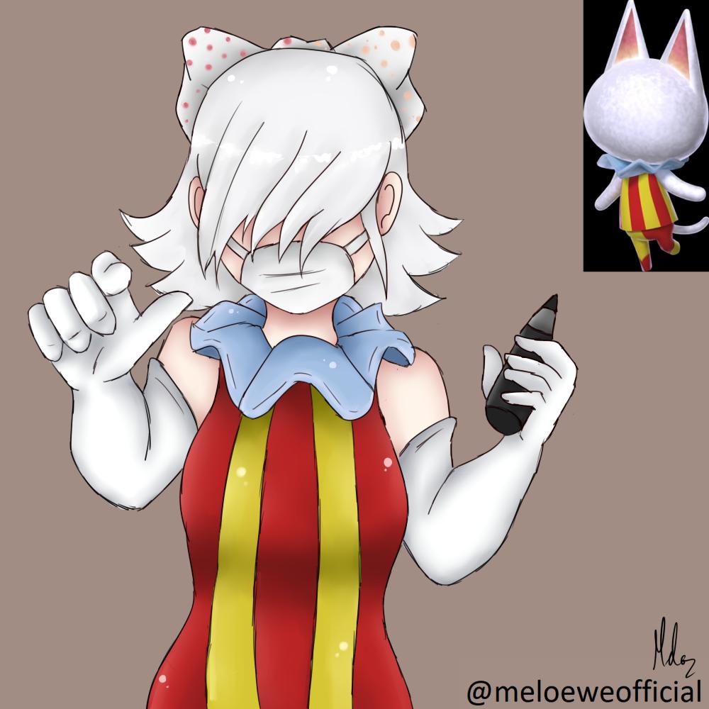 Blanca (Gijinka) by Meloewe