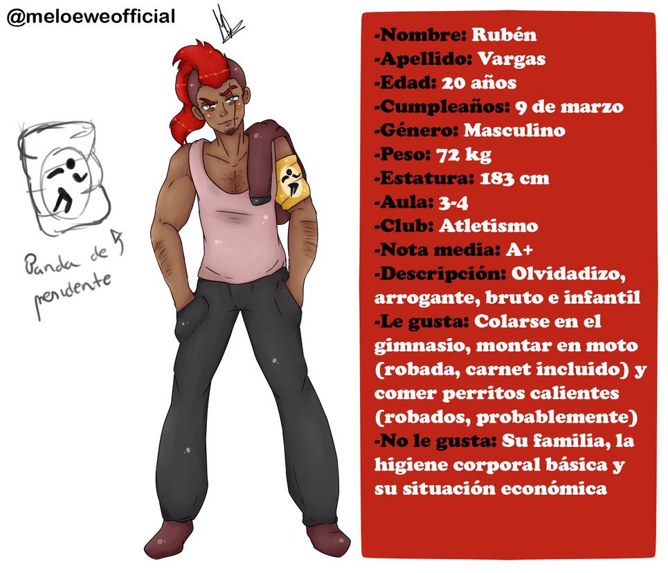 Ruben Vargas by Meloewe