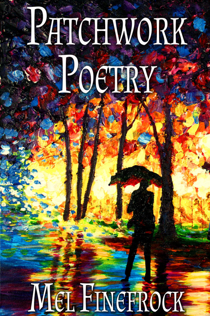 Patchwork Poetry Cover Reveal and Purchasing Info by hopeburnsblue