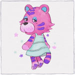 tell me she's cute by glizzrybear