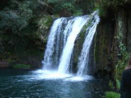 waterfall by fabemiko-stock