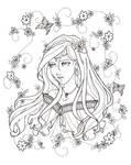 Princess floral