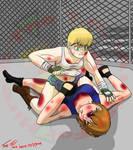 Commission: Sasha Cage Match