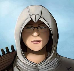 Annaisu Assassins Creed by avsaroke