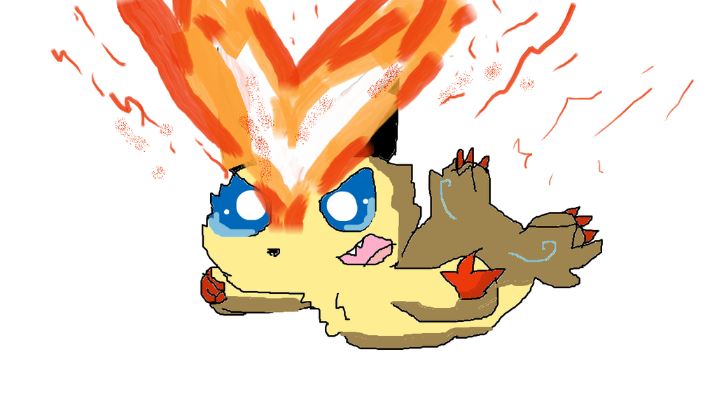 how to get v create on victini
