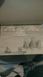 city by ReiSanada