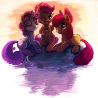 Hearts by The-Keyblade-Pony