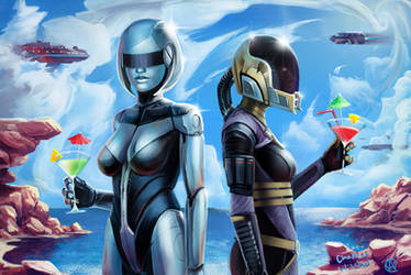 Daft Effect by CharlieWilcher