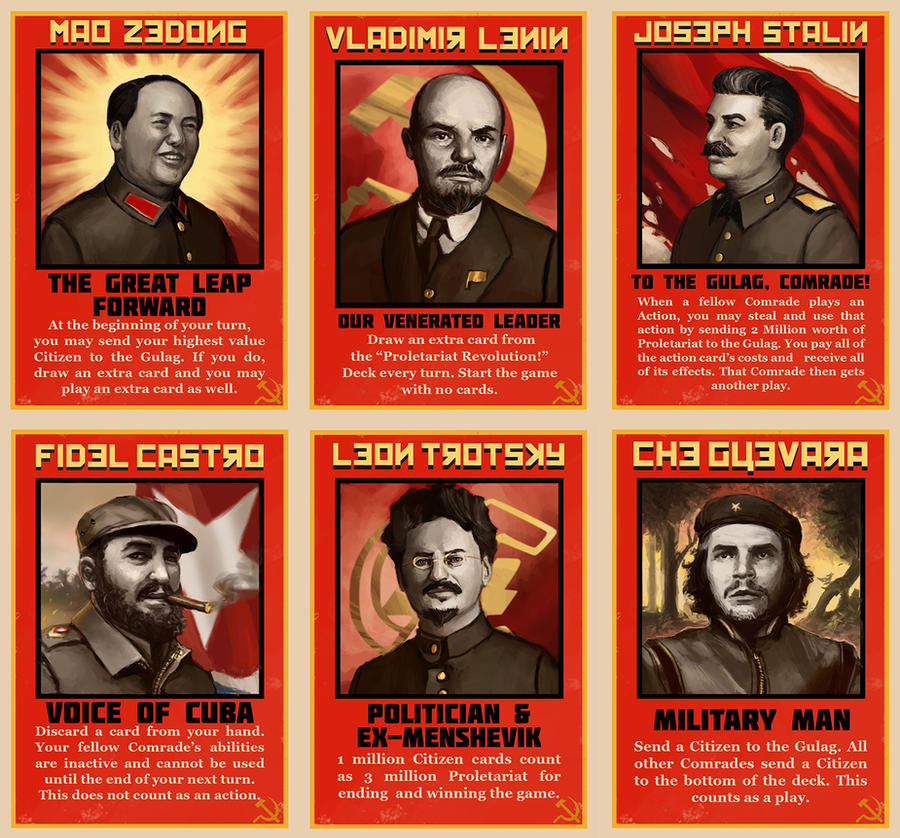 Most Glorious Leaders by CharlieWilcher