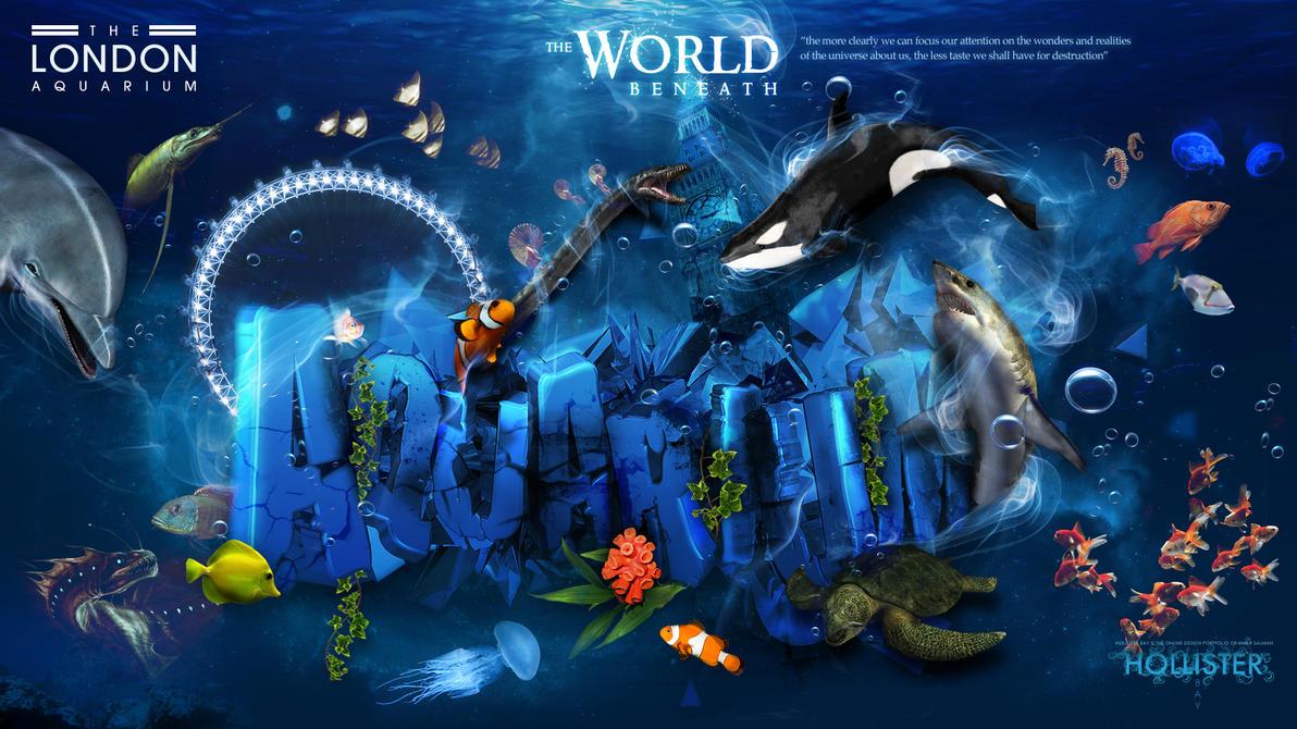 The Aquarium By Hollisterbay On Deviantart