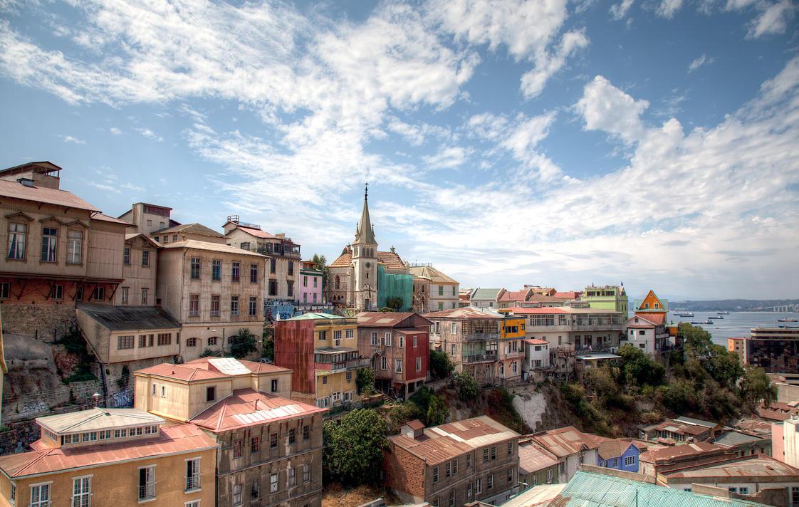 Aventuras y Chat en Valparaíso