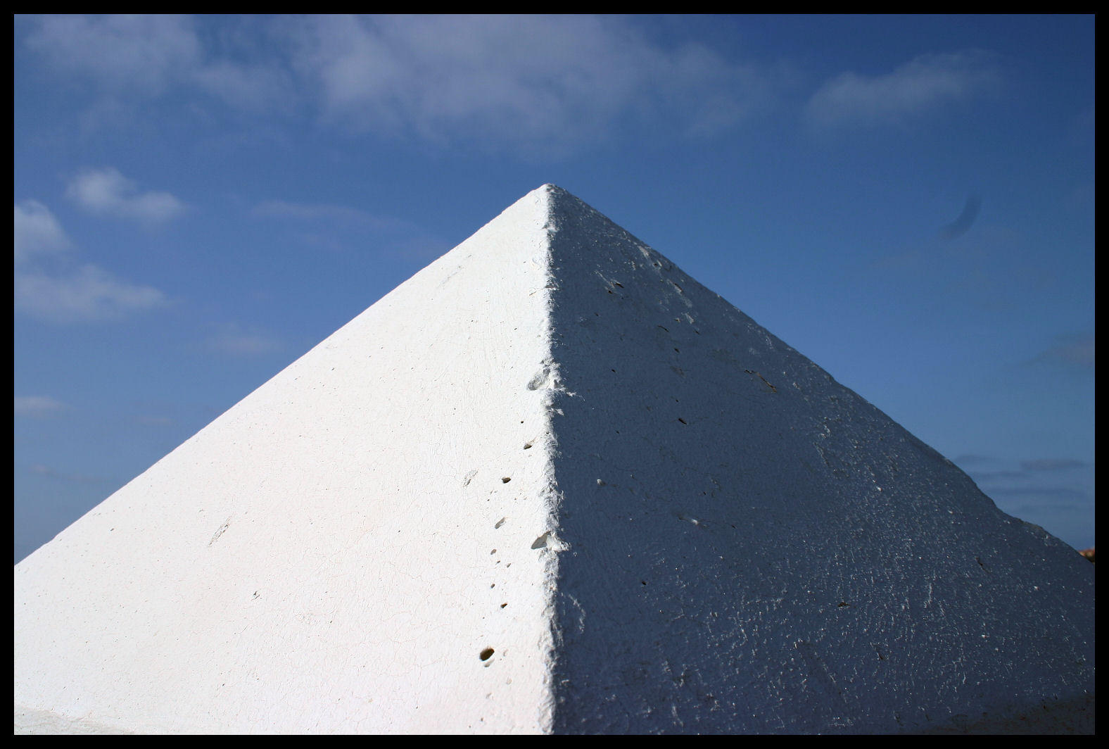 Image result for white pyramid