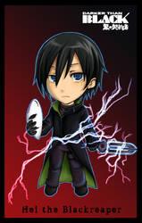 Hei the Blackreaper by AzuraLine