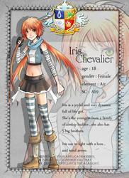AE : A19 Iris Chevalier by AzuraLine