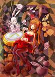 Bunny ears by AzuraLine