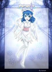 M.I. Fiche Event Halloween : Otoha by AzuraLine