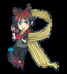 R by AzuraLine