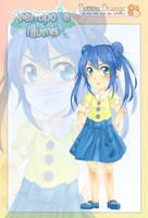 M.I. event : potion orange Otoha by AzuraLine