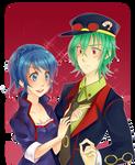 M.I. : Necktie by AzuraLine