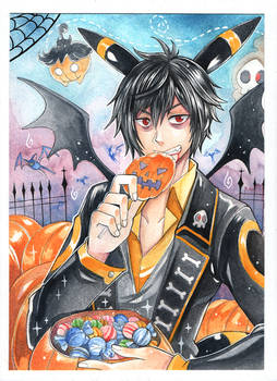 Happy Halloween Gabriel