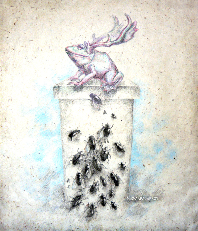 pedestal by kvaapagarrots