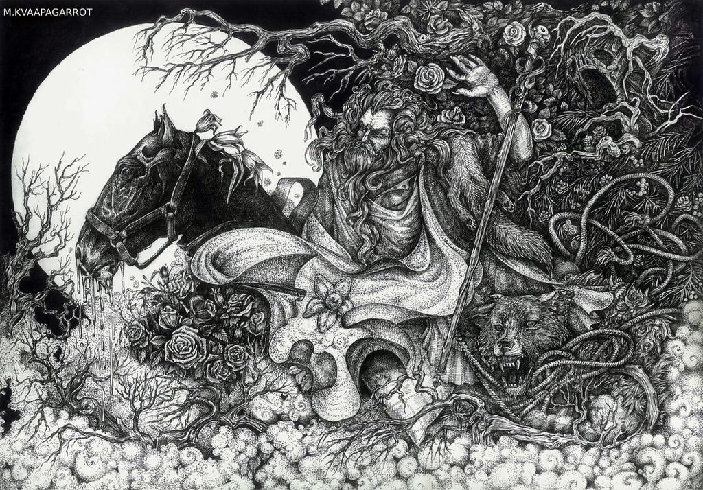 Magick by kvaapagarrots