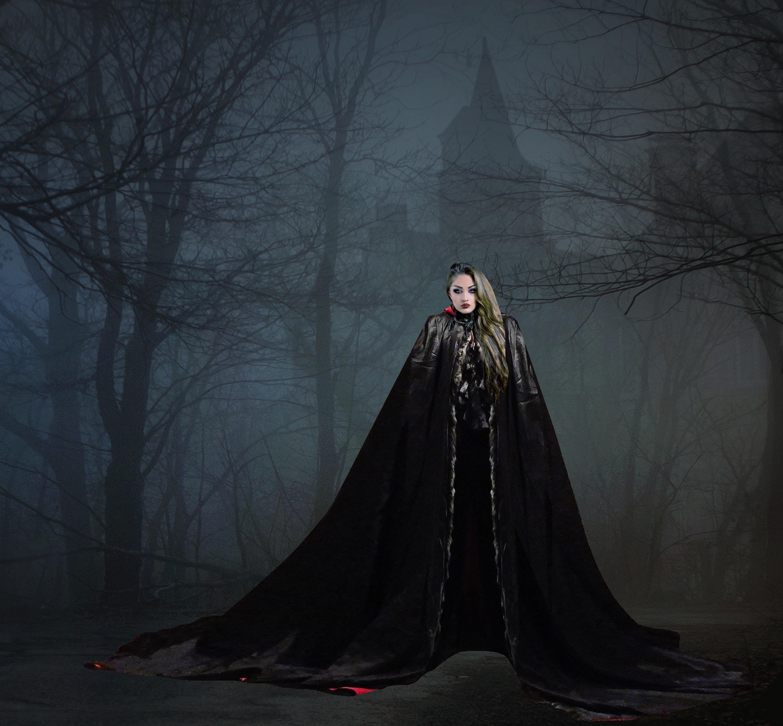 Vampiress Morella by countess1897 on DeviantArt