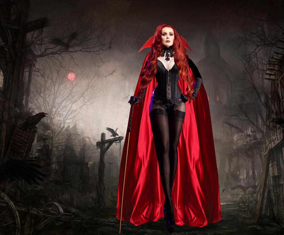 Countess Morrigan....Night Of the Mistress by countess1897 ...
