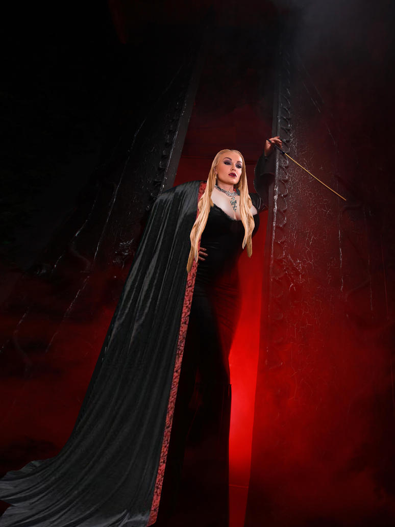 Mistress Kayla Arrives by countess1897 on DeviantArt