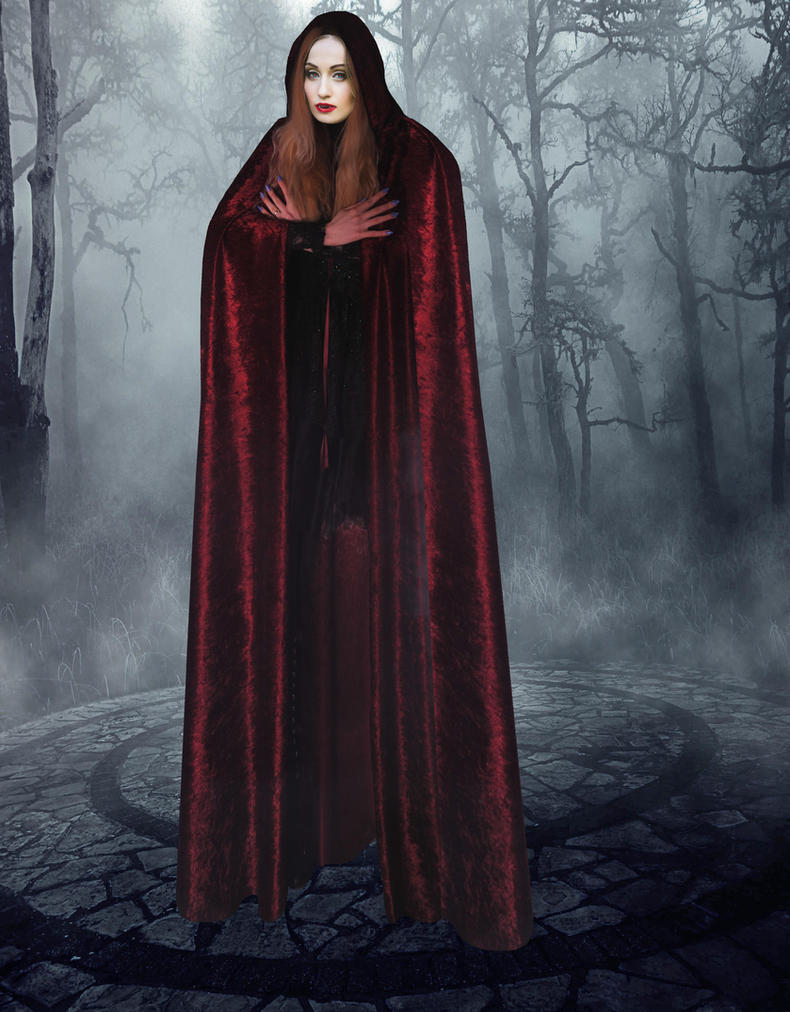 Vampire Witch Malenka by countess1897 on DeviantArt