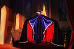 The Evil Queen's Entrance