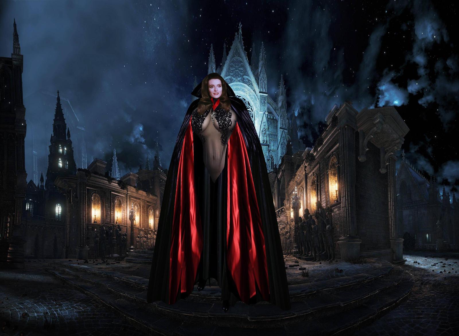 Countess Diana....The Velvet Vampire by countess1897 on ...