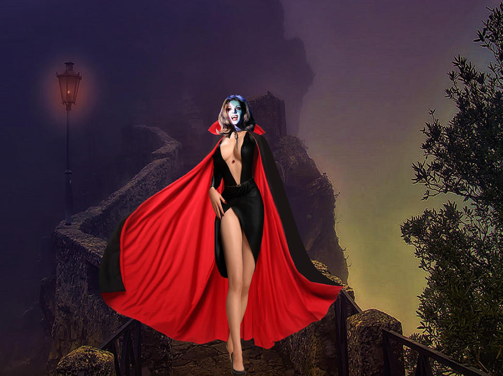 Countess Ingrid....Night Of The Vamp by countess1897 on ...