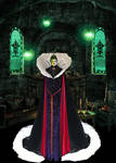 The Evil Queen....Grimhilde's Chambers