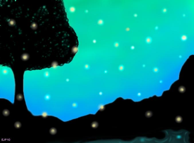 Fireflies by Comickit