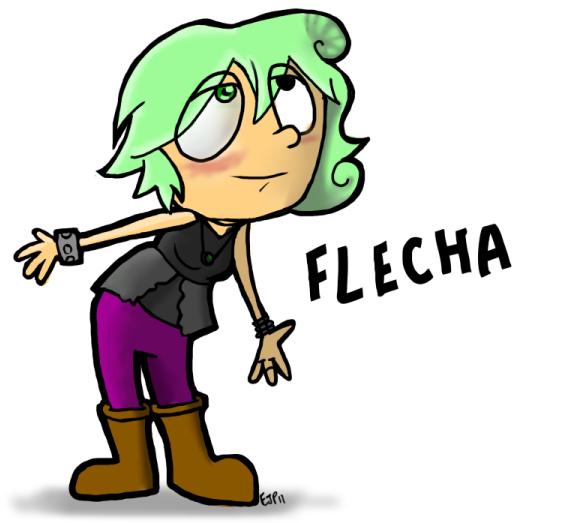 AT Flecha by Comickit